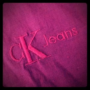 Vintage CK jeans